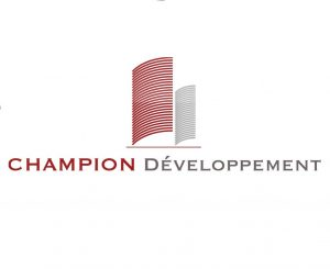 champion developpement